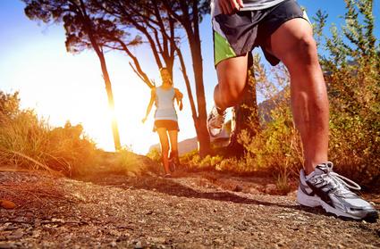 Laufen und Bewegung - die Bestimmung des Menschen