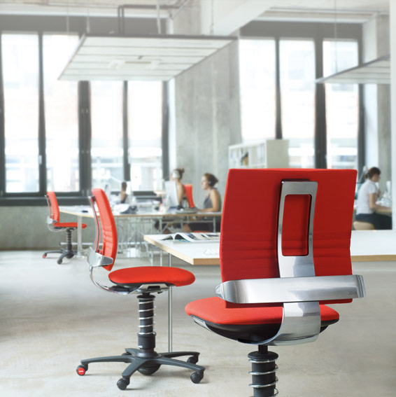 Aeris ErgonomieWelt ergonomischer Bürostuhl 3Dee office zeron