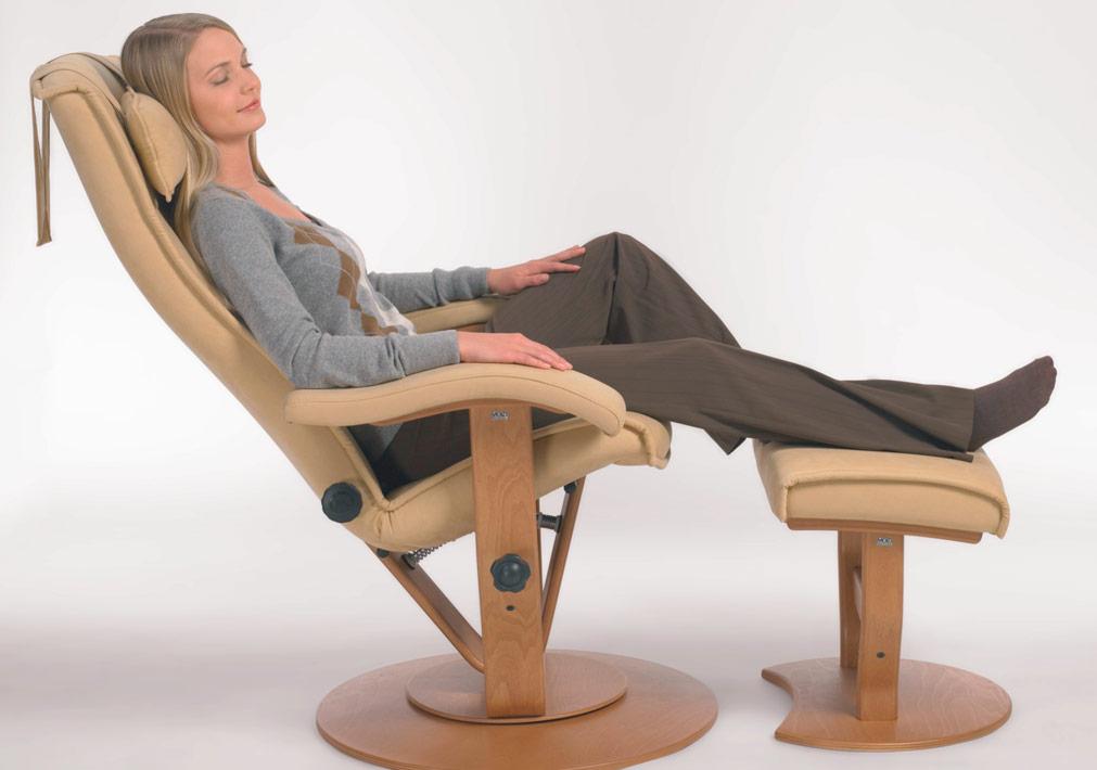 Moizi ErgonomieWelt Entspannungssessel zuhause relaxen