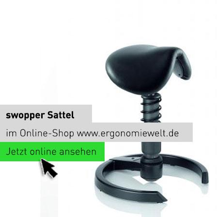 aeris sopper Sattel Sattelstuhl