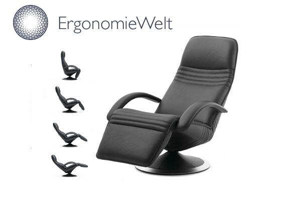ErgonomieWelt Relaxsessel EW 1000 mit Verstellfunktionen