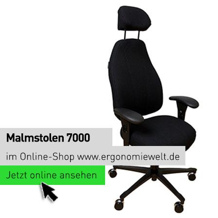 Malmstolen – Ergonomie aus Schweden | ErgonomieWelt Magazin