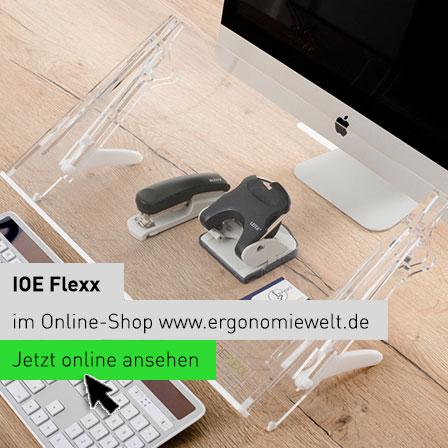 IOE Flexx Vorlagenhalter
