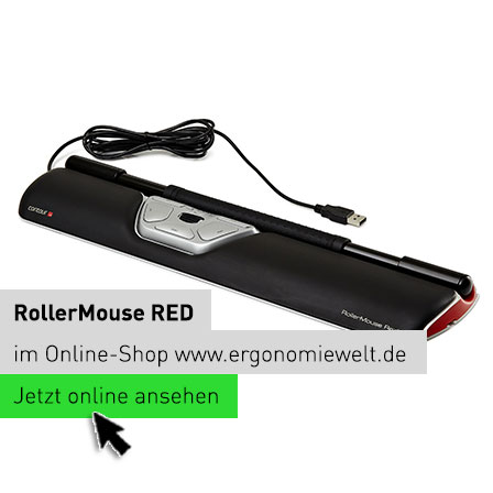 Roller Mouse Red Shop