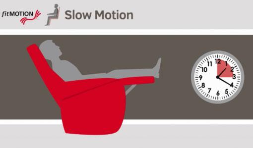 fitform sessel slow motion