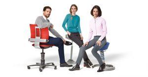 aeris ergonomische Stühle