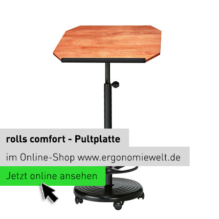 rolls comfort - Pultplatte achteckig