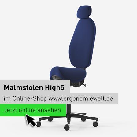 Ergonomiewelt-Magazin | Malmstolen High5