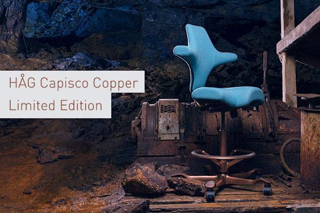 HAG Capisco Copper