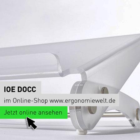 Ergonomiewelt | IOE Docc