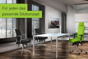 Ergonomiewelt | Ergonomische Sitzkonzepte