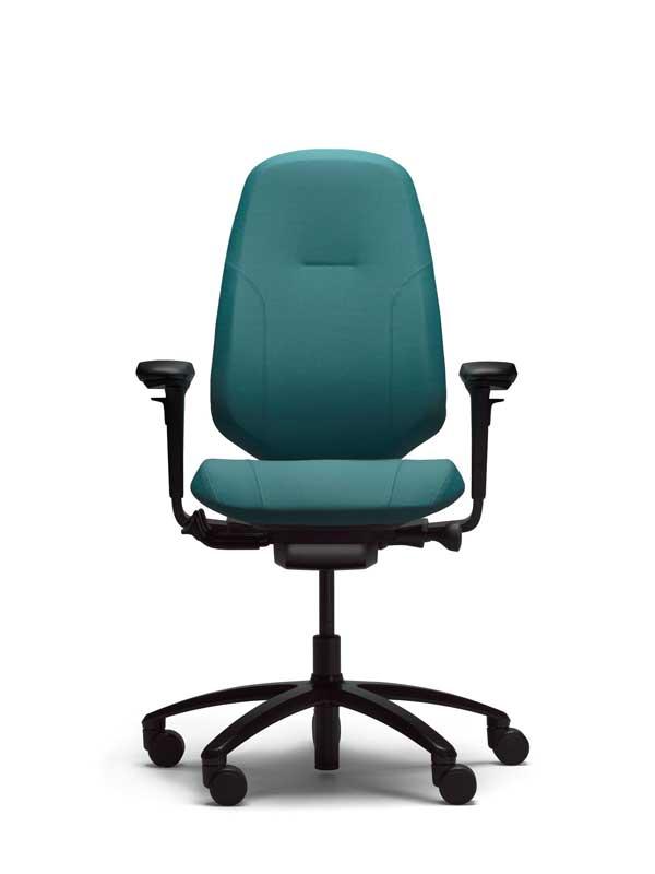 rh Mereo Ergonomischer Bürostuhl Modell 300 mit Armlehnen