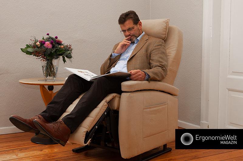 ErgonomieWelt Magazin Blog | Fitform Sessel nach Maß Galerie 2
