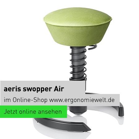 ergonomiewelt aeris Swopper Air Farbe: Pistazie