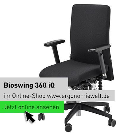 Ergonomiewelt-Magazin | Bioswing 360 iQ
