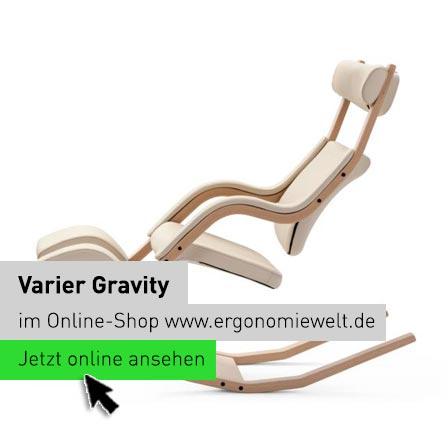 Ergonomiewelt-Magazin | Varier Gravity Balans
