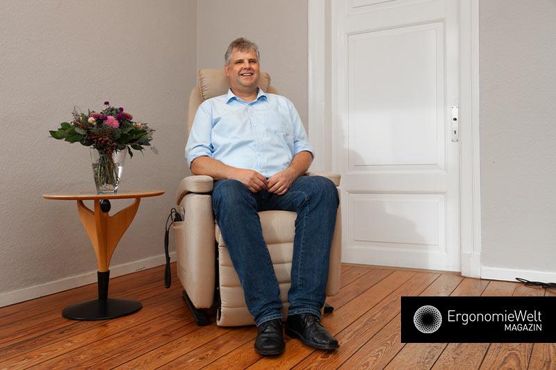 ErgonomieWelt Magazin Blog | Fitform Sessel nach Maß Galerie 3