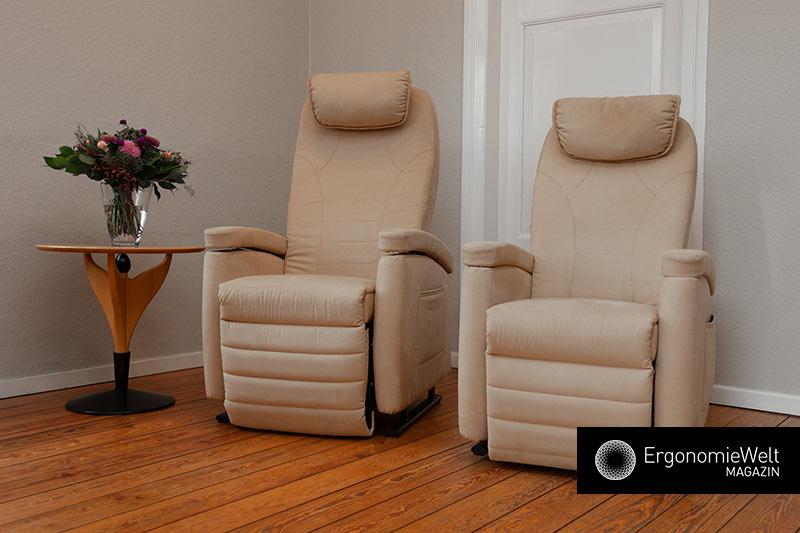 ErgonomieWelt Magazin Blog | Fitform Sessel nach Maß Galerie 5