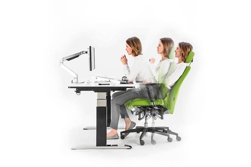 EW Magazin Blog | Ergonomie am Arbeitsplatz mit BIOSWING Galeriebild oben 1
