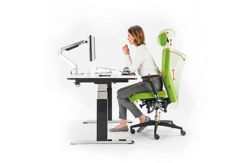 EW Magazin Blog | Ergonomie am Arbeitsplatz mit BIOSWING Galeriebild oben 3