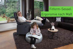 EW Magazin Fitform Sessel nach Maß
