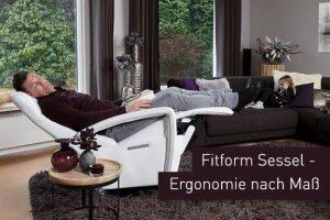 EW Magazin Fitform Relaxsessel