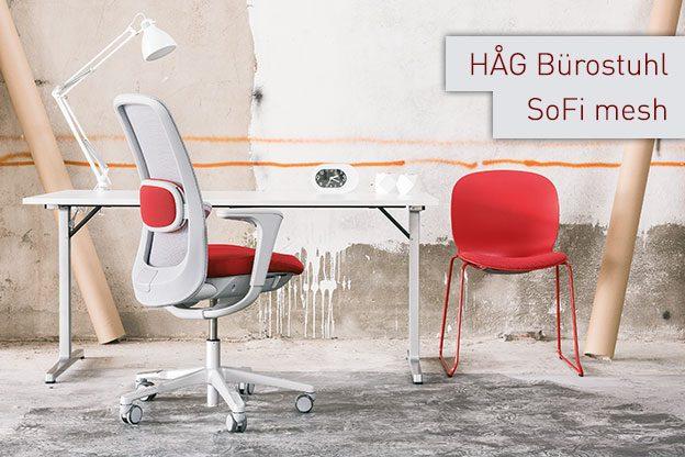 HÅG Bürostuhl SoFi mesh