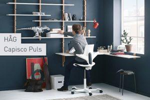 HÅG Capisco Puls: Aktiv zu mehr Lernerfolg