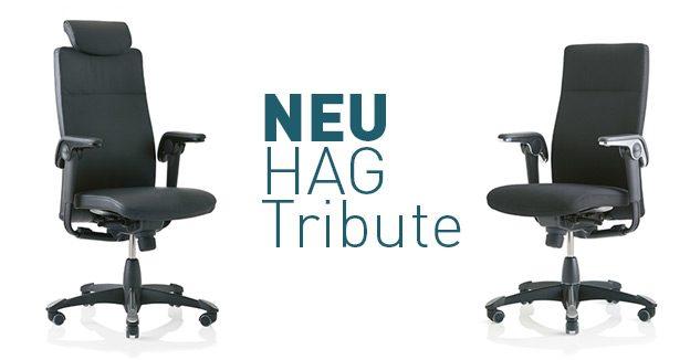 HAG Tribute – der neue Chefsessel
