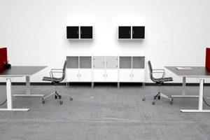 """Der Steh-Sitz-Tisch: """"EW SST-EASY"""""""