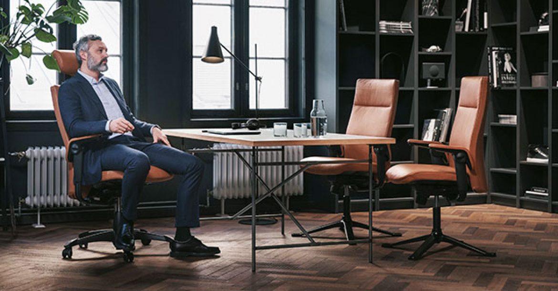 HÅG Tribute: Die richtige Lösung für Führungskräfte