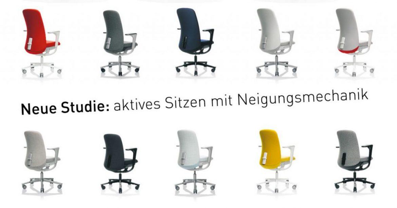 Karolinska-Studie: Neue Ergebnisse zu aktivem Sitzen