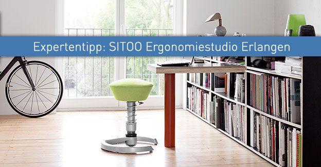 3D-Aktiv-Sitzen von aeris